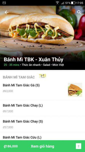 Screenshot 20180408 170523 338x600 - Dùng thử dịch vụ đặt đồ ăn LaLa: Food Delivery