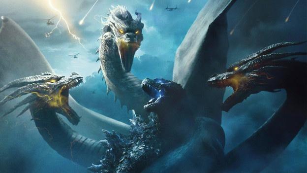 review Godzilla