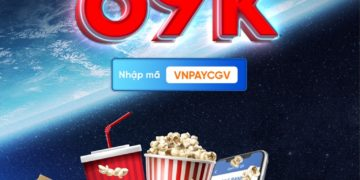 Mã giảm giá VNPay CGV
