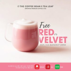 the coffee bean & tea leaf miễn phí